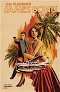 James Bond Himeros #1 Cvr A Francavilla