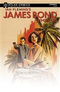 James Bond Himeros #1 Cvr E Francavilla Sgn Atlas Ed