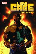 Luke Cage City On Fire #1 (of 3)