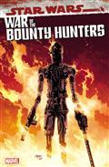 Star Wars War Bounty Hunters Ig-88 #1