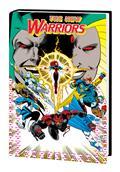 New Warriors Classic Omnibus HC Vol 02 Robertson Cvr