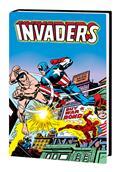 Invaders Omnibus HC Kirby Dm Var