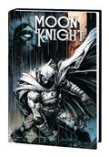 Moon Knight Omnibus HC Vol 01 Finch Cvr New PTG