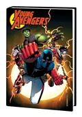 Young Avengers By Heinberg And Cheung Omnibus HC