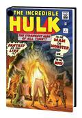 Incredible Hulk Omnibus HC Vol 01 Ross Cvr New PTG
