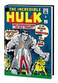 Incredible Hulk Omnibus HC Vol 01 Kirby Dm Var New PTG