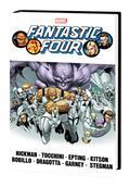 Fantastic Four By Hickman Omnibus HC Vol 02 Dm Var New PTG