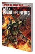 Star Wars War Bounty Hunters TP
