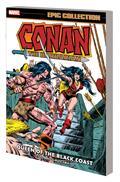 Conan Barbarian Epic Coll Orig Marvel Yrs TP Black Coast