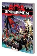 Spider-Men Worlds Collide TP