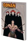 Conan People of Black Circle And Other Stories TP