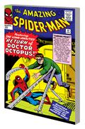Mighty MMW Amazing Spider-Man GN TP Vol 02 Dm Var