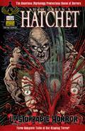 Hatchet Unstoppable Horror #1 Cvr D Am Exc Var (MR)