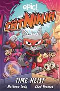 CAT-NINJA-HC-GN-VOL-02-TIME-HEIST-(C-0-1-0)
