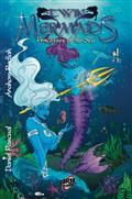 Twin Mermaids Princesses of The Sea #1 (of 3)