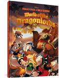 DONALD DUCK & UNCLE SCROOGE WORLD OF DRAGONLORDS HC (C: 0-1-