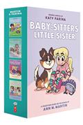 Baby Sitters Little Sister GN Boxed Set #1 Vol 1-4 (C: 0-1-0