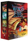 Wings of Fire GN Box Set #1 Vol 1-4 (C: 0-1-0)