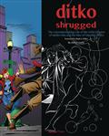 DITKO-SHRUGGED-UNCOMPROMISING-LIFE-OF-THE-ARTIST