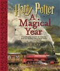 HARRY-POTTER-MAGICAL-YEAR-ILLUSTRATIONS-OF-JIM-KAY-HC-(C-0-