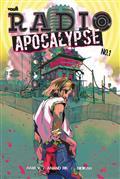 Radio Apocalypse #1 Cvr A Rk