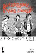 Radio Apocalypse #1 Cvr B Rk