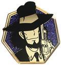 Lupin The Third Golden Jigen Pin (C: 1-1-2)