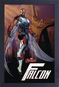 Marvel Falcon 11X17 Framed Print (C: 1-1-2)