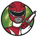 Power Rangers Red Ranger Mouse Pad (C: 1-1-1)