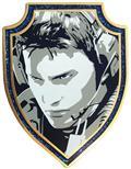 Resident Evil Chris Redfield 25Th Anniversary Pin (C: 1-1-2)