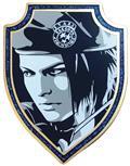 Resident Evil Jill Valentine 25Th Anniversary Pin (C: 1-1-2)