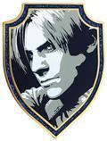 Resident Evil Leon Kennedy 25Th Anniversary Pin (C: 1-1-2)