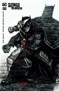 Batman The Imposter #1 (of 3) Cvr B Lee Bermejo Var (MR)