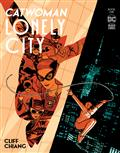 Catwoman Lonely City #1 (of 4) Cvr A Cliff Chiang (MR)