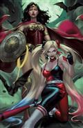 DC vs Vampires #1 (of 12) Cvr C Team Ejikure Glow In The Dark Card Stock Var (Net) (250 Copy Min Order)