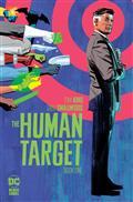 Human Target #1 (of 12) Cvr A Greg Smallwood (MR)