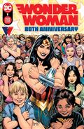 Wonder Woman 80Th Anniversary 100-Page Super Spectacular #1 (One Shot) Cvr A Yanick Paquette