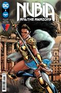 Nubia And The Amazons #1 (of 6) Cvr A Alitha Martinez