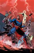 Action Comics #1036 Cvr A Daniel Sampere