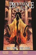 Provenance of Secrets #1 Cvr A Christian Dibari Cover