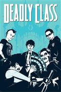 Deadly Class Dlx HC DCBS Exc