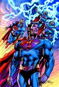 Superman The Coming of The Supermen #1 (of 6)