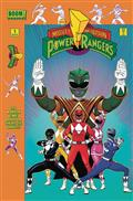 Mighty Morphin Power Rangers #1 Launch Party Var Incv *Clearance*