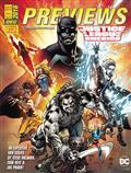 Previews #341 February 2017  Includes A Free Marvel Previews