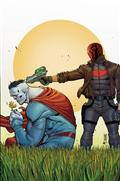 Red Hood And The Outlaws #7 *Rebirth Overstock*