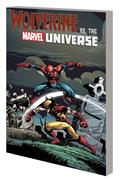 Wolverine vs Marvel Universe TP *Special Discount*