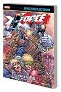 X-Force Epic Collection TP Under Gun *Special Discount*