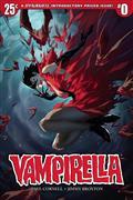 Vampirella #0 Cvr A Tan