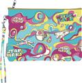 Star Wars Psychedelic Mighty Wallet Wristlet (C: 1-1-1)