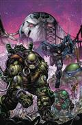 Batman Teenage Mutant Ninja Turtles II #4 (of 6)